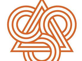 orange colored symbol